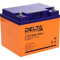 Аккумулятор DELTA DTM 1240 L, 12V/40 A*ч