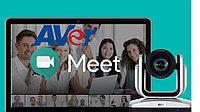 Конференц-камера AVer CAM520 получила сертификацию Google Hangouts Meet