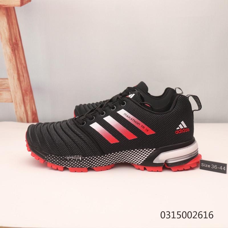 Беговые \ повседневные кроссовки Adidas Marathon TR 19 ( Люкс дубликат)