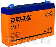 Аккумулятор DELTA HR 6-9, 6V/9A*ч