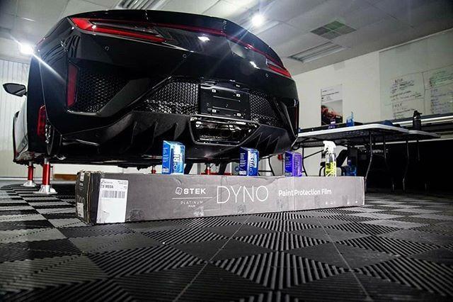 Антигравийная пленка   STEK Automotive   DYNOshield