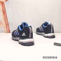 Беговые \ повседневные кроссовки Adidas Marathon TR 19 ( Люкс дубликат) , фото 3