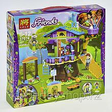 "Конструктор Lele 37074 Френдс ""Домик Мии на дереве"" 357 деталей. Аналог Lego Friends 41335"