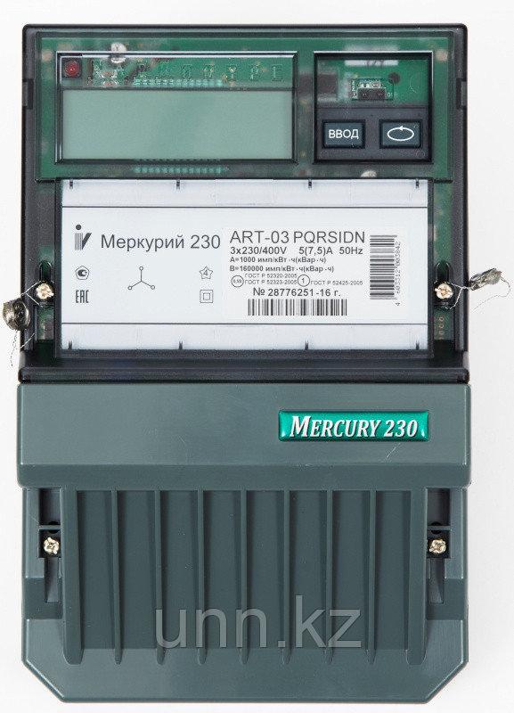 "Эл.счетчик ""Меркурий-230  ART -00 PQRSIDN"