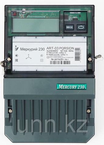 "Эл.счетчик ""Меркурий-230  ART -00 PQRSIDN, фото 2"