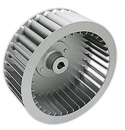 Вентиляторы и направляющие для горелок