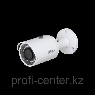 IPC-HFW1230SP-0280B  Уличная цилиндрическая IP видеокамера 2мр