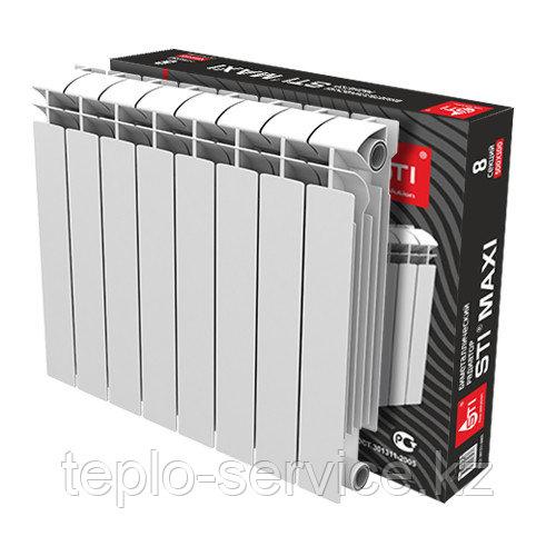 Радиатор BIMETAL STI MAXI 500/100