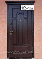 Дверь входная Лидер Одностворчатая