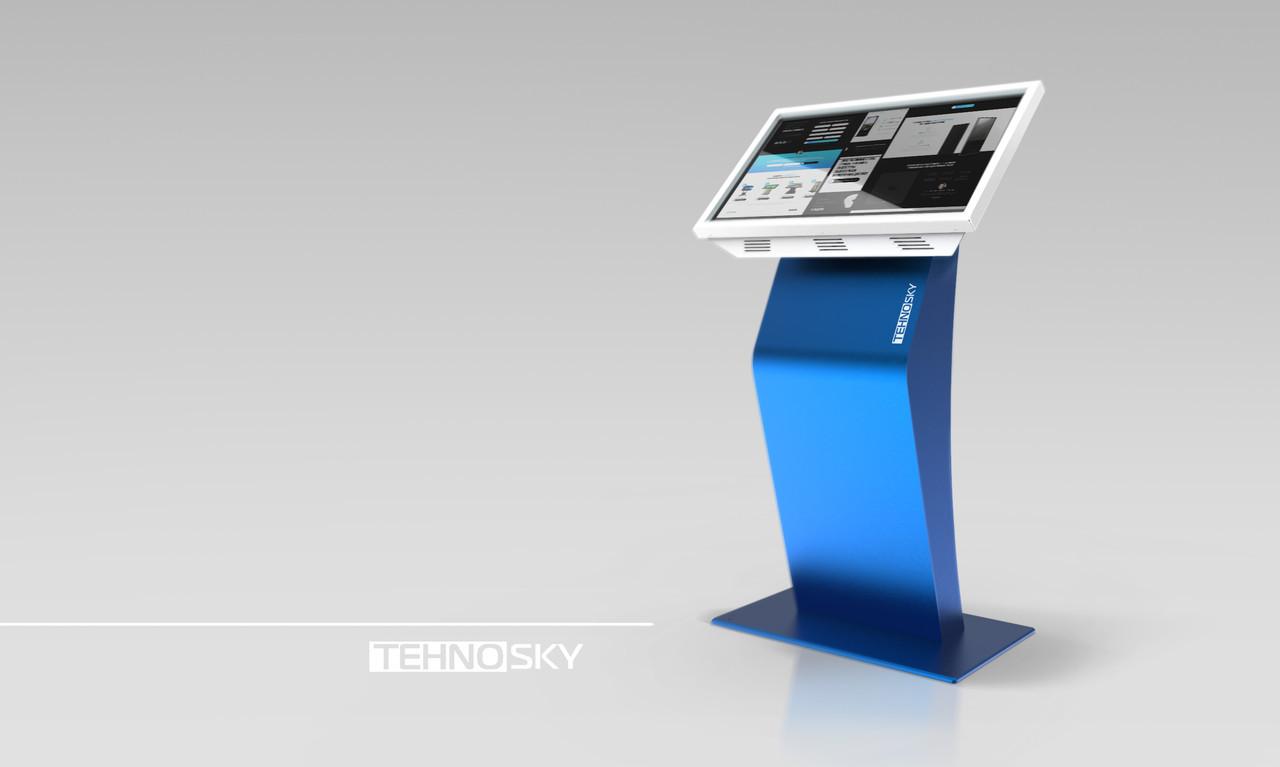 Интерактивный стенд ''Tehno-Sky'' Трибуна