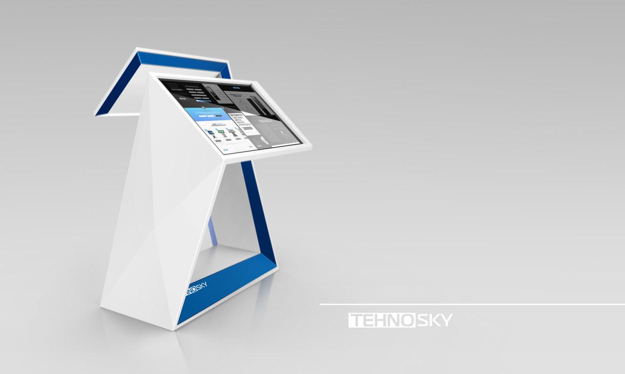 Интерактивный стенд ''Tehno-Sky'' Двойной Dual