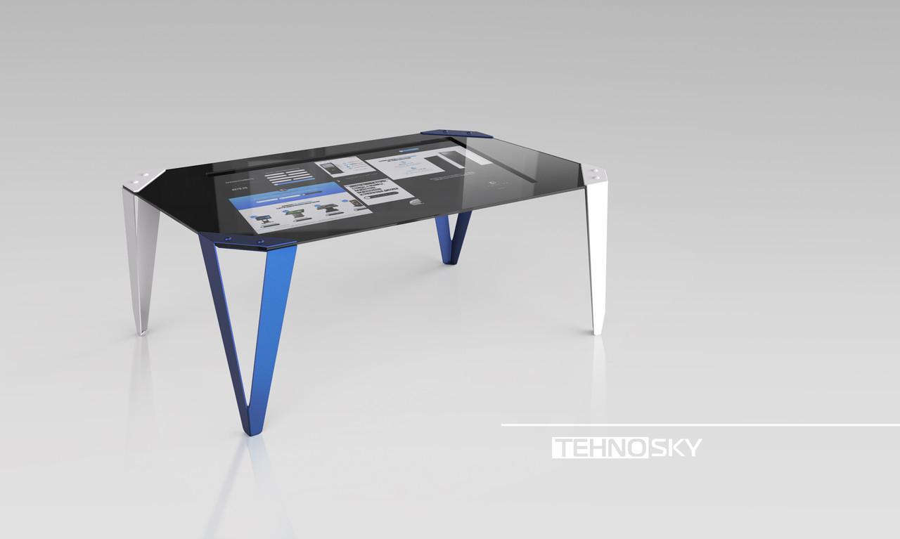 Интерактивный стенд ''Tehno-Sky'' Стол Glass