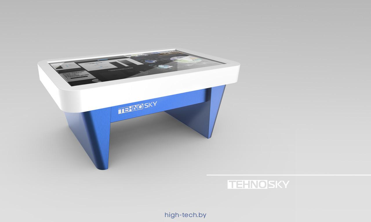 "Интерактивный стенд ""Tehno-Sky"" Детский стол One"