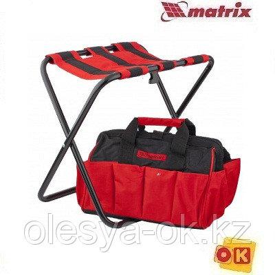 Сумка-стул складной, 420 х 280 х 385 мм. MATRIX. 90249
