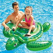 Детский надувной плотик  «Морская черепаха Лил», Intex 57524