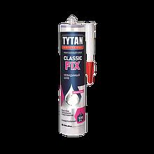 Титан монтажный клей прозрачный Classic Fix 200 кг/м2