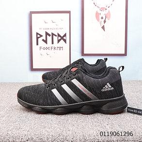 Беговые \ повседневные кроссовки Adidas Marathon TR 26 Gray( Люкс дубликат) , фото 2