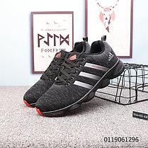 Беговые \ повседневные кроссовки Adidas Marathon TR 26 Gray( Люкс дубликат) , фото 3