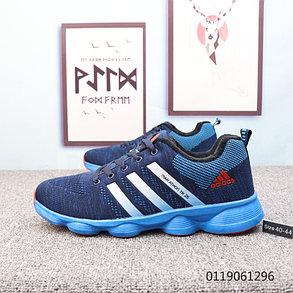 Беговые \ повседневные кроссовки Adidas Marathon TR 26 Blue( Люкс дубликат) , фото 2