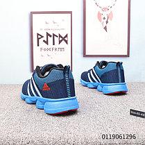 Беговые \ повседневные кроссовки Adidas Marathon TR 26 Blue( Люкс дубликат) , фото 3