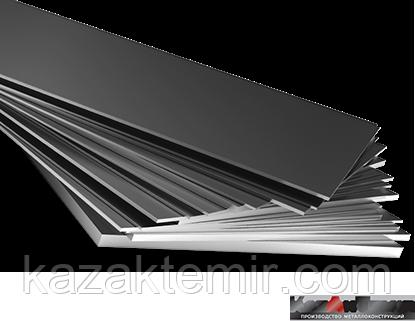 Металлические листы 2 мм 1х2м