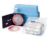 Hach 1464-00 тест-набор для определения железа общего 0-4 мг/л, шаг 0.1 мг/л,100 тестов 146400