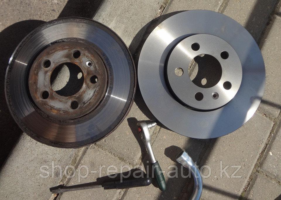 Замена тормозных дисков  г. Нур-Султан (Астана)