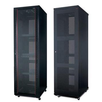"""Шкаф серверный напольный разборный SHIP 124 601.6642.24.100, Вместимость: 42Ux19"""", Глубина: 600мм, Нагрузка (m"""