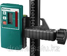 """Ротационный лазерный нивелир """"RL600"""", сверхъяркий, KRAFTOOL 34600, 600м, IP54, точн. 0,2 мм/м, фото 3"""