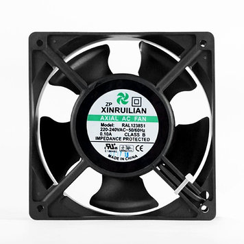 Вентилятор вытяжной SHIP 701022000, Цвет: Черный, Упаковка: Коробка