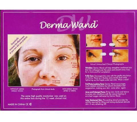 Массажер для разглаживания морщин Derma Wand, фото 2