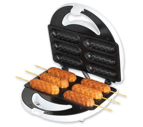 Чудо-прибор для приготовления сосисок в тесте Corn Dog, фото 2