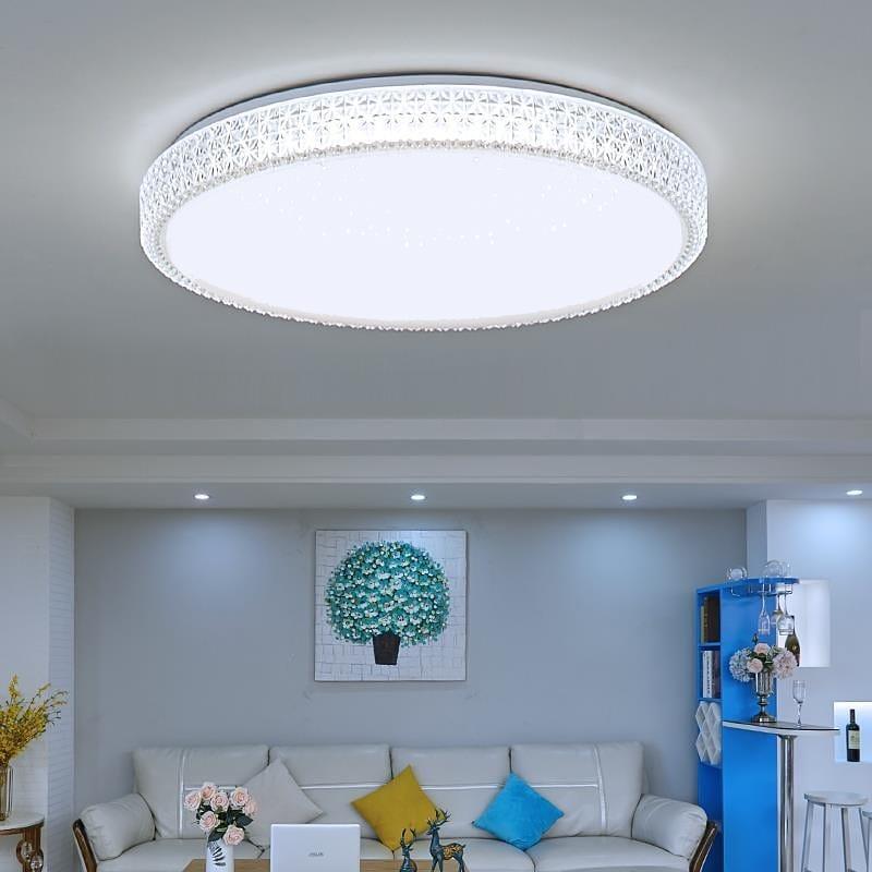 Люстра светодиодная 60W 220V(с функцией смены цвета свечения и яркости)