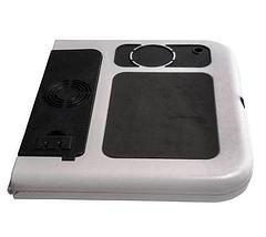 Столик для ноутбука складной с вентиляторами E-Table LD09, фото 3