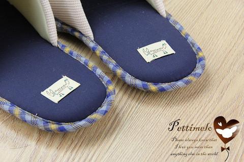 Тапочки домашние Pettimelo Elephant IN14FW-2636 (Синий, 26 см)