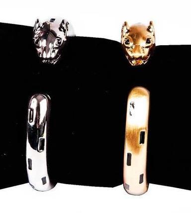 Браслет OKER Panthera (Золотой), фото 2