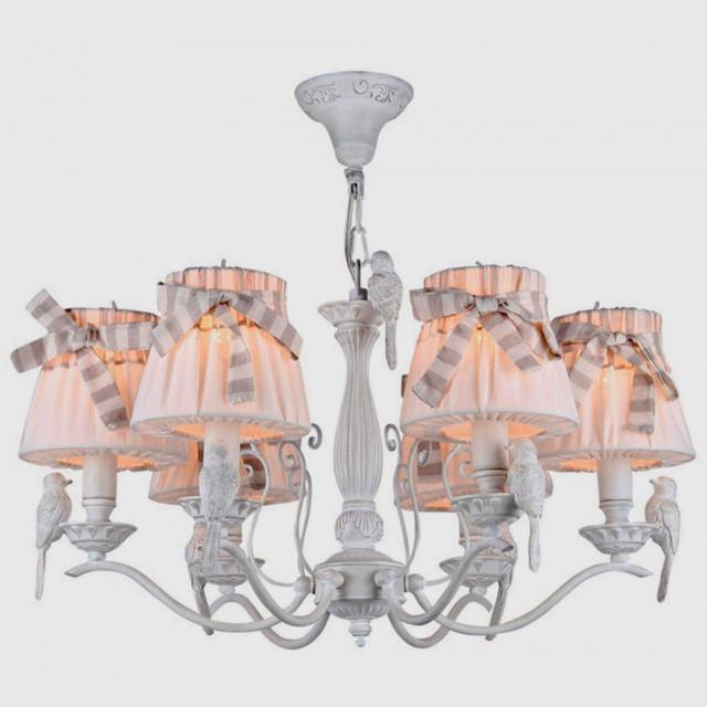 Люстры на 7-8 лампочек