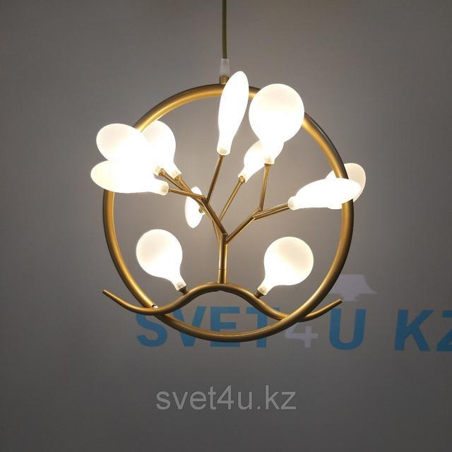 Современные люстры (LED)