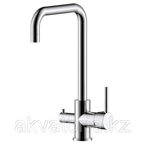 Z35-29 смесит с выс излив с подключ к фильтру питьевой воды