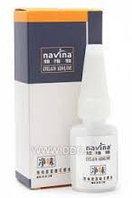 Клей-смола для ресниц (без слёз) Navina прозрачный 7гр, фото 1