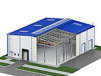 Модульные здания рамного типа, фото 1