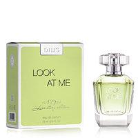 Духи Dilis парфюмерная вода Love Story Edition для женщин Look at Me, 75 мл