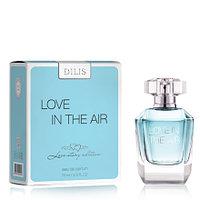Духи Dilis парфюмерная вода Love Story Edition для женщин Love in the Air, 75 мл