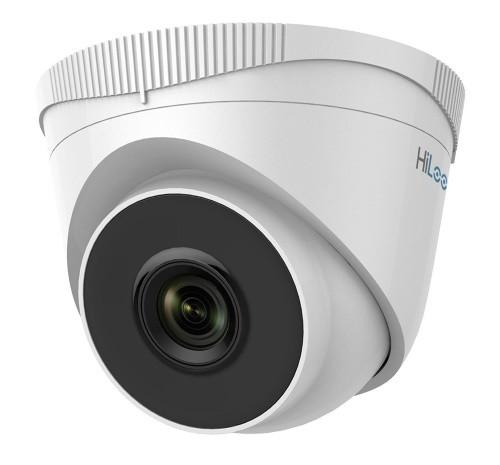 IPC-T240H - 4MP Уличная купольная IP-камера с ИК-подсветкой.