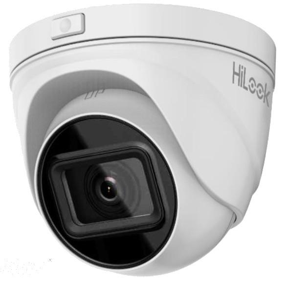 IPC-T621-Z - 2MP Уличная варифокальная (зумм - ручной) купольная IP-камера с ИК-подсветкой.