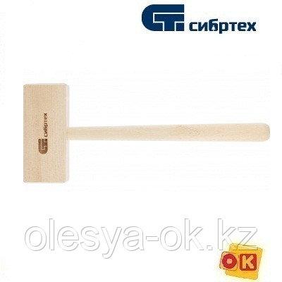 Киянка деревянная 400 г. Сибртех. Россия, фото 2