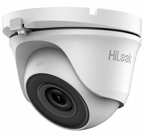 THC-T120 - 2MP Купольная камера EXIR* ИК-подсветкой, исполнение - ударопрочный пластик, металл.