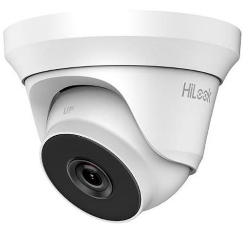 THC-T240-M - 4MP Уличная купольная камера EXIR* ИК-подсветкой, исполнение - металл.