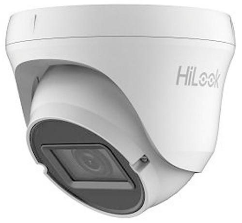 THC-T340-VF - 4MP Уличная варифокальная (автозумм) купольная камера EXIR* ИК-подсветкой.