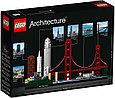 21043 Lego Architecture Сан-Франциско, Лего Архитектура, фото 2